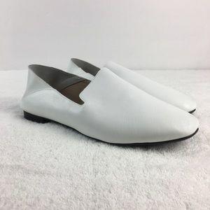 Maud Frizon Leather Loafers